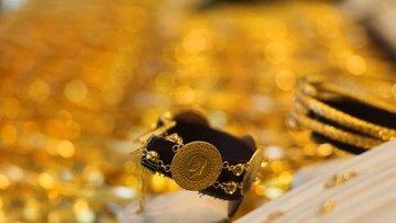 """Gram altın """"ons""""tan destek bularak 400 lira seviyesine yü..."""