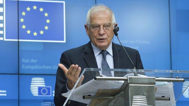 AB/Borrell: Türkiye ile ilişkilerimizdeki olumsuz eğilimi sonlandırmalıyız