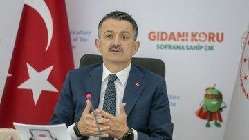 Bakan Pakdemirli: Yaklaşık 651 milyon liralık destek ödem...