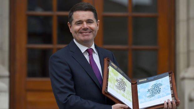 Euro Grubu'nun yeni başkanı İrlanda Maliye Bakanı Paschal Donohoe oldu