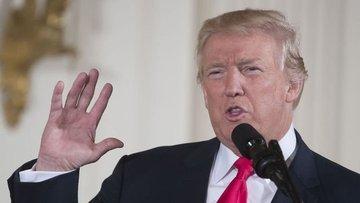 Trump: Çok yakın zamanda koronavirüs aşısının duyurulacağ...