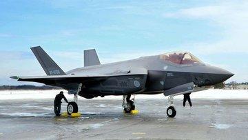 ABD'den Japonya'ya 105 adet F-35 satışına onay geldi