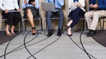İşsizlik oranı Nisan'da yüzde 12.8'e geriledi