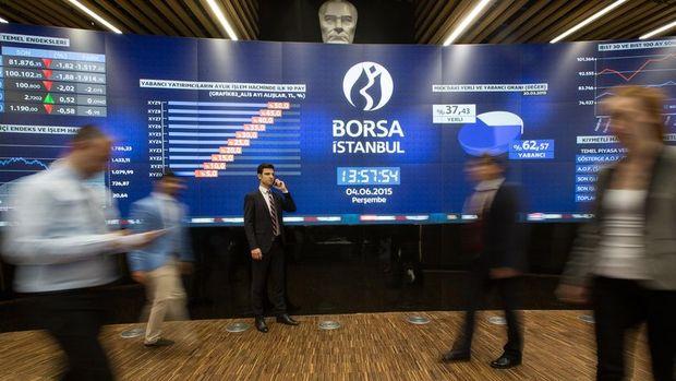 Borsa İstanbul virüs endişeleriyle yüzde 2.5 aşağıda