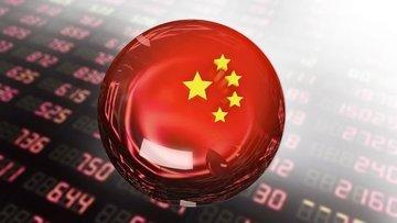 Çin devlet fonlarının satışa geçmesi balon işareti mi?