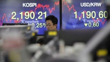 Asya paraları won öncülüğünde düştü