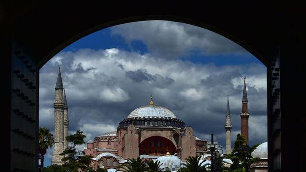 Danıştay Ayasofya'nın müze olması yönündeki Bakanlar Kurulu kararını iptal etti
