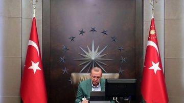 Cumhurbaşkanı Erdoğan 20.53'de halka seslenecek