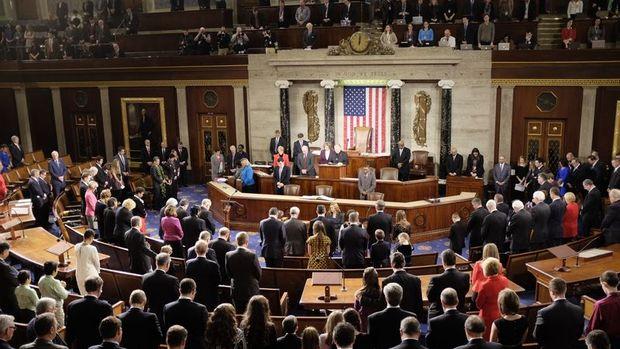 ABD Kongresi üyelerinden Kanada'ya