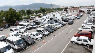 İkinci el online otoda ilk üç sırayı Volkswagen, Renault ...