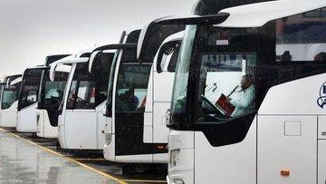 İstanbul'da normalleşmeyle şehirlerarası otobüs sefer say...