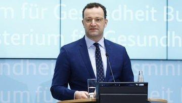 Almanya Sağlık Bakanı Spahn: Koronavirüste ikinci dalga t...