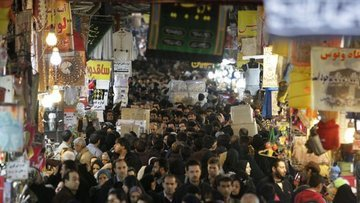 İran İstatistik Merkezi: Kovid-19 nedeniyle 1 milyon 500 ...