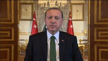 Erdoğan: Kısıtlamalara bir süre daha devam edeceğiz