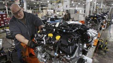 ABD'de sanayi üretimi 60 yılın en büyük artışını gerçekle...