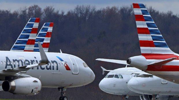 American Airlines'ın 25 bin çalışanının işi riske girdi
