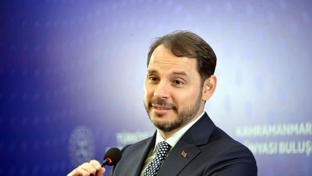 Bakan Albayrak G20 Maliye Bakanları ile görüştü