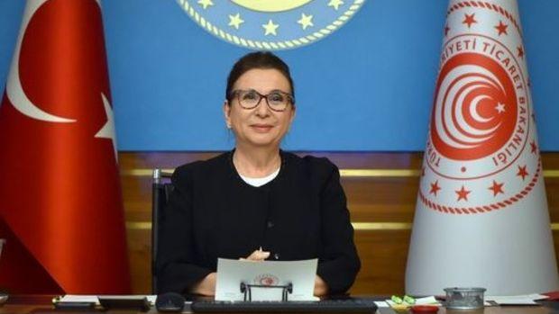 Bakan Pekcan: Kadın kooperatiflerimizin üretimde ve ihracatta daha fazla yer almasını hedefliyoruz