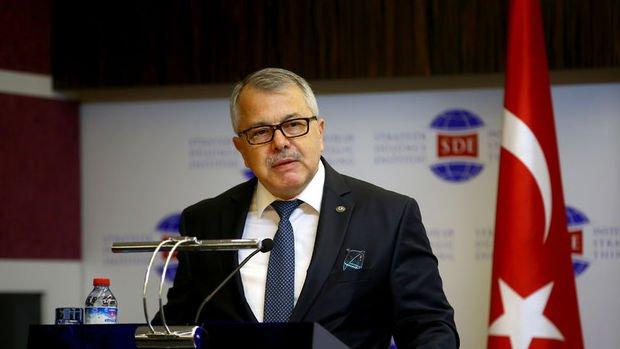 Türk Tarih Kurumu Başkanlığı'na Prof. Dr. Birol Çetin atandı