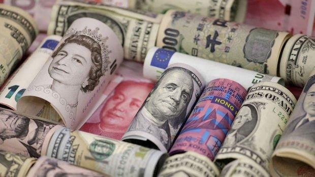 Merkez'in brüt döviz rezervleri 381 milyon dolar azaldı