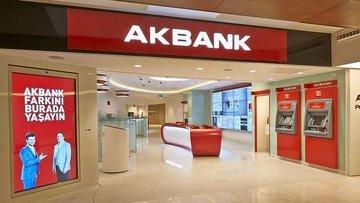 Akbank 2. çeyrekte 1.59 milyar TL kâr açıkladı