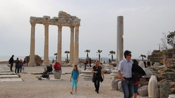 Almanya, Türkiye'de dört şehir için seyahat uyarısını kal...