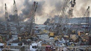 Beyrut'taki patlamada hayatını kaybedenlerin sayısı artıyor