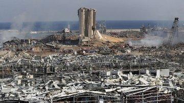 Beyrut Valisi: Patlamanın yol açtığı zararın 10 ila 15 mi...