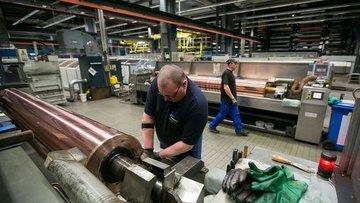 Almanya'da fabrika siparişleri Haziran'da beklenenden güç...