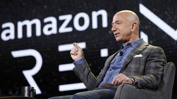 Bezos 3.1 milyar dolarlık Amazon hissesi sattı