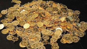 Gram altın yükselişine devam ederek 486 lira seviyelerind...