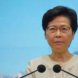 ABD, HONG KONG BAŞ YÖNETİCİSİ CARRİE LAM'E YAPTIRIM UYGULAMA KARARI ALDI