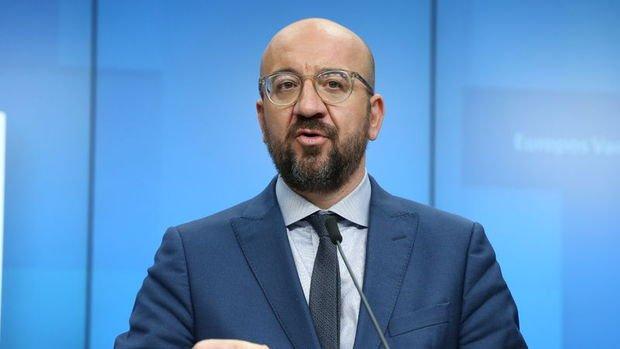 AB Konseyi Başkanı Michel: Lübnan, Avrupa'nın dayanışmasına güvenebilir