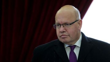 Almanya Ekonomi Bakanı Altmaier artan yeni Kovid-19 vakal...