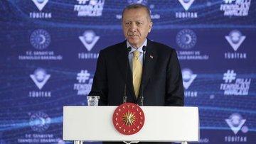 Erdoğan: Türkiye savunma sanayisinde dışa bağımlılığını y...