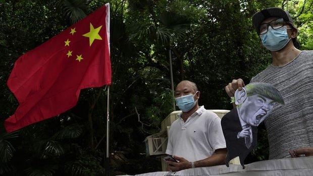 Çin 'Hong Kong' gerilimi üzerinden ABD'ye karşı yaptırımda bulunacak