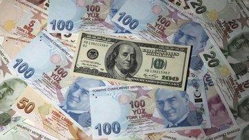Dolar/TL'de yukarı hareket sürüyor