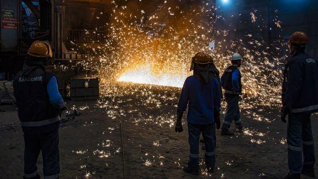 Türkiye'nin ham çelik üretimi Haziran'da arttı