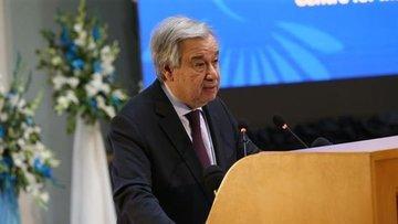 BM/Guterres: Lübnan'ı mümkün olan her şekilde desteklemey...