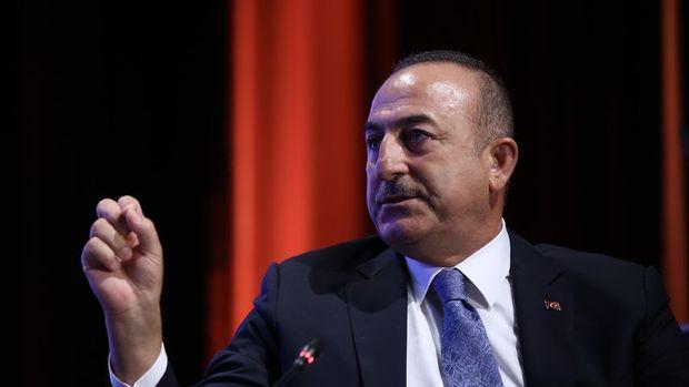 Çavuşoğlu: Doğu Akdeniz'de Türkiye'nin haklarından taviz vermeyiz