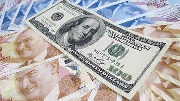 Dolar/TL azalan likiditeyle düştü