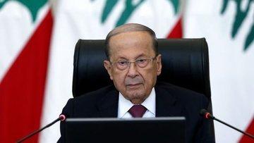 Lübnan Cumhurbaşkanı Avn: Patlamanın yol açtığı hasar 15 ...