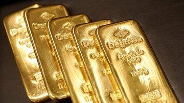 """Altın """"çok sert"""" dalgalanmanın ardından yükseldi"""