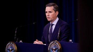 Pentagon: ABD Doğu Akdeniz'deki tansiyonun düştüğünü görm...