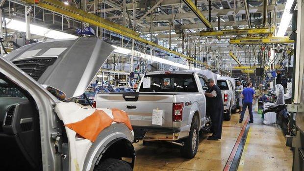 ABD sanayi üretimi beklentiler doğrultusunda % 3.0 arttı