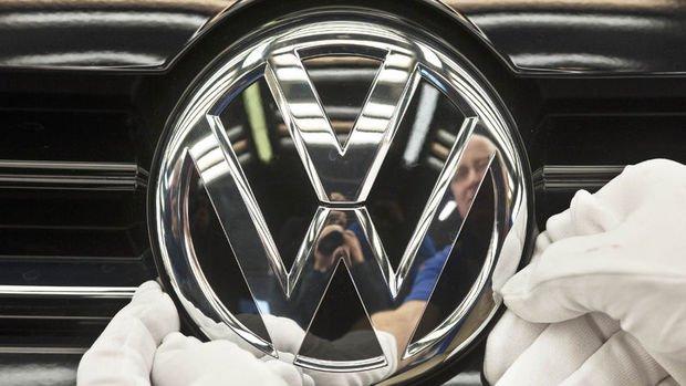Alman Volkswagen Grubu'nun satışları Temmuz'da önemli ölçüde toparlandı