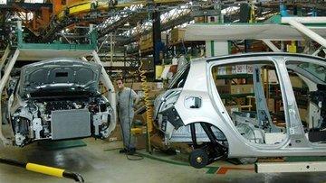 Sanayi üretimi Haziran'da % 17.6 arttı
