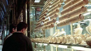 Kapalıçarşı'da altının kapanış fiyatları (14.08.2020)