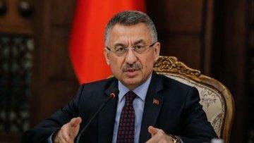 """Cumhurbaşkanı Yardımcısı Oktay'dan """"Doğu Akdeniz"""" açıklaması"""