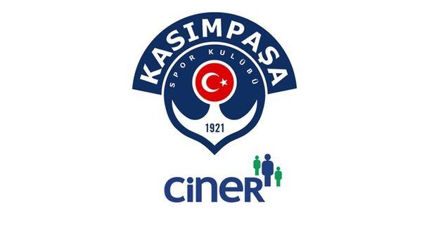 Kasımpaşa'dan Türk futboluna tam destek